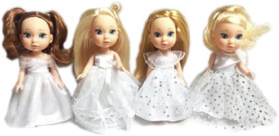 Кукла Shantou Gepai Isabella Невеста 17 см в ассортименте YL1603K-C цена