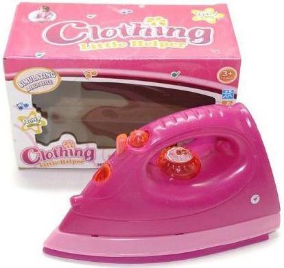 Утюг Shantou Gepai Clothing Little Helper со звуком и светом 1497-D игра shantou gepai утюг pink white 948