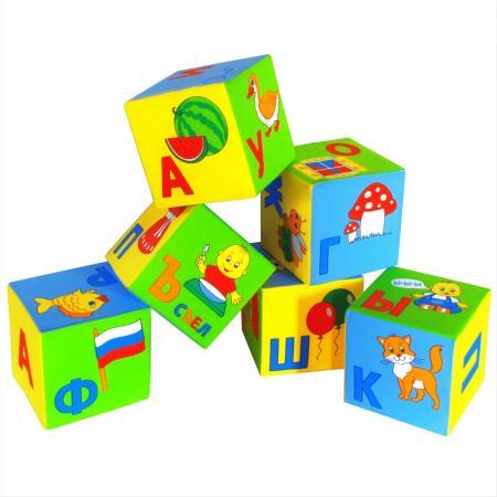 Кубики МЯКИШИ Азбука в картинках 207