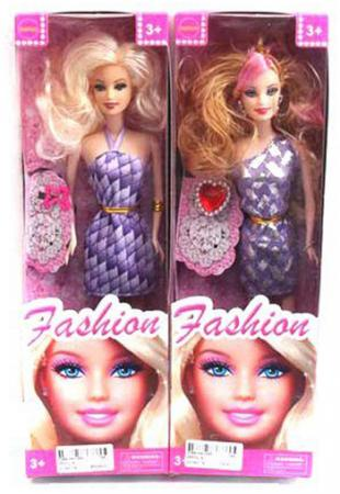 Кукла Shantou Gepai Стильная 29 см ZR532-A в ассортименте цена