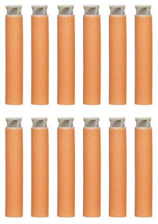 Набор стрел для бластеров Hasbro Nerf Accustrike оранжевый 12 стрел C0162