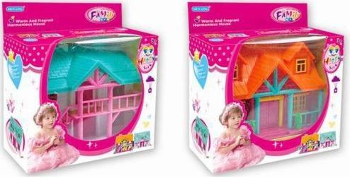 Купить Дом для кукол Shantou Gepai Коттедж SL32524-2 в ассортименте, Игрушки