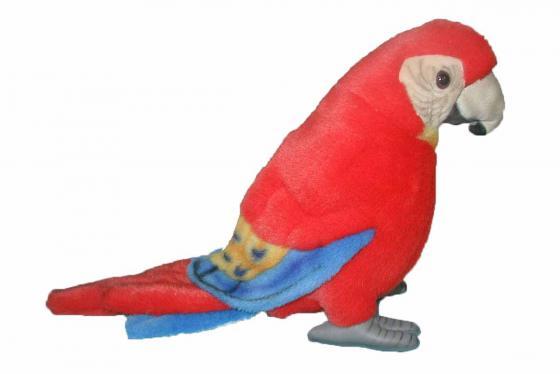 3741 Попугай Ара, красный, 20 см schleich попугай ара