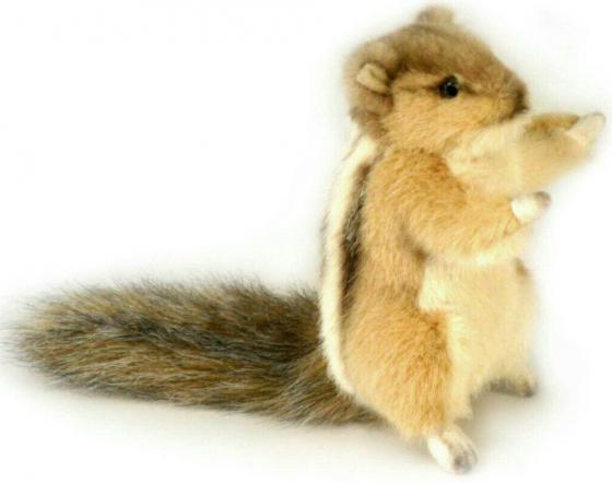 4832 Сибирский бурундук, 12 см мягкие игрушки hansa бурундук сидящий 16 см