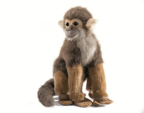 Фото 3827 Обезьяна-белка 25см hansa мягкая игрушка обезьяна белка 25см