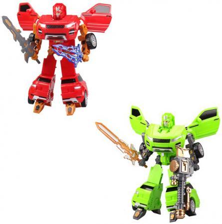 Купить Робот-трансформер Shantou Gepai Planet Heroes 19 см L015-4, Игрушки