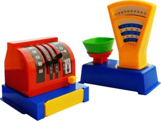 Игровой набор ПЛЕЙДОРАДО Магазин 2 предмета 22002 игровой набор wow самосвал якс 2 предмета 10400