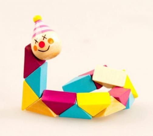 Логическая игрушка Mapacha Клоун 76413
