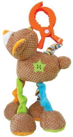 Интерактивная игрушка Жирафики Мишка Вилли от 1 месяца 939344 интерактивная игрушка жирафики волшебная полянка с рождения