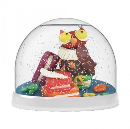 Купить Набор для творчества Magic Moments mm-2 Волшебный шар Совы от 3 лет, Игрушки