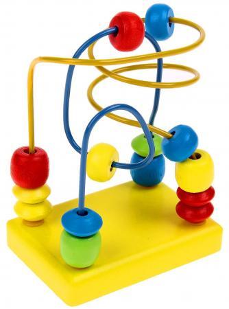 Развивающая игрушка alatoys Лабиринт ЛБ1022 деревянный лабиринт alatoys собачка лб1033