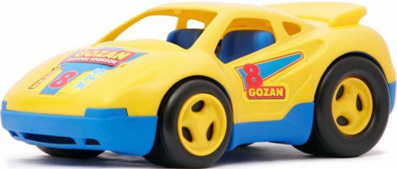 Автомобиль Полесье Ралли гоночный желтый 8954 полесье гоночный автомобиль торнадо цвет желтый