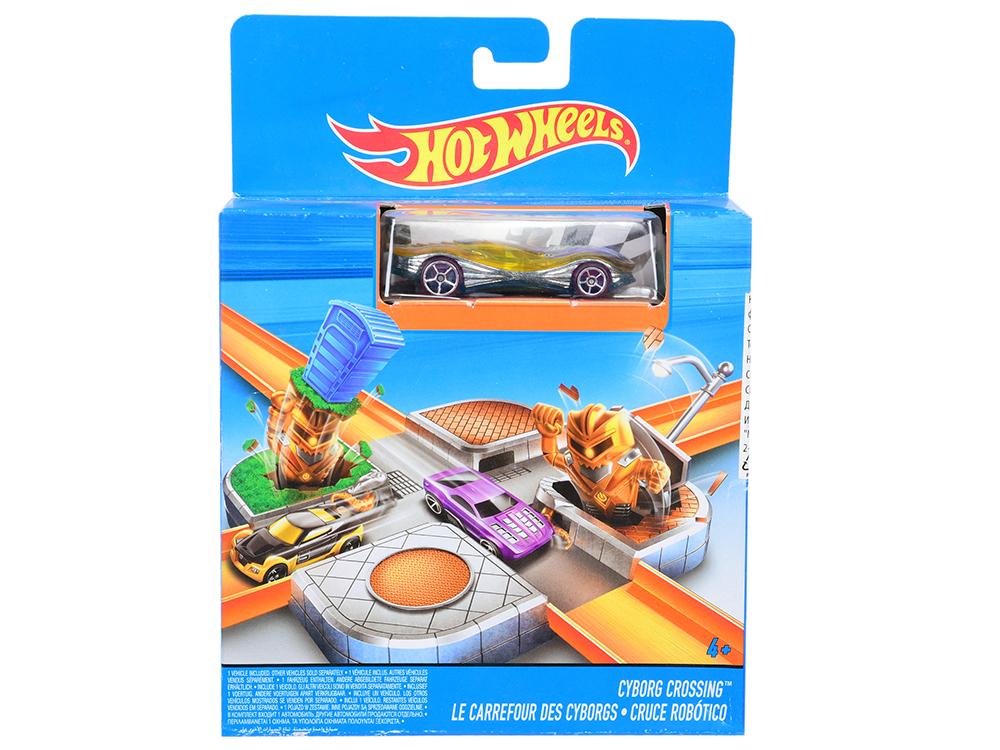Игровой набор Hot wheels Стартовый набор трасс в ассотрименте CDM44