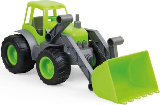 цены Трактор ZEBRATOYS с ковшом цвет в ассортименте