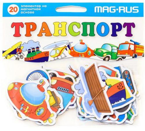 Магнитная игра развивающая MAG-RUS