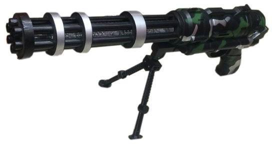Оружие Shantou Gepai Пулемет 635692 черный battletime пистолет пулемет опустошитель