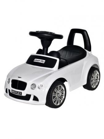 Детская Каталка EVERFLO Bentley Continental GT Speed EC-626 белый autotime модель автомобиля bentley continental gt v8 цвет черный