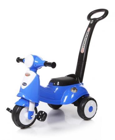 Baby Care, Каталка детская Smart Trike Синий (Blue) эргорюкзак baby care hs 3183 pink