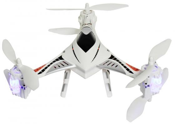 1toy GYRO-Trio трикоптер 2,4GHz 4 канала 42х35см, 6-осевой, функция автоматического взлёта и посадки 1toy трикоптер gyro explorer