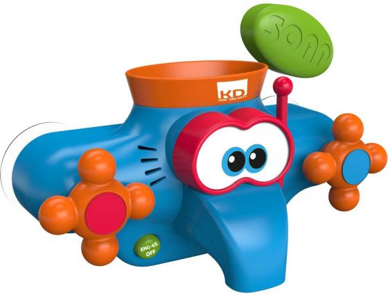 1toy Kidz Delight Игрушка для ванны Весёлый Кран, 30*12,5*20см, кор. 1toy kidz delight моё первое эл обуч зеркальце подсветка кор