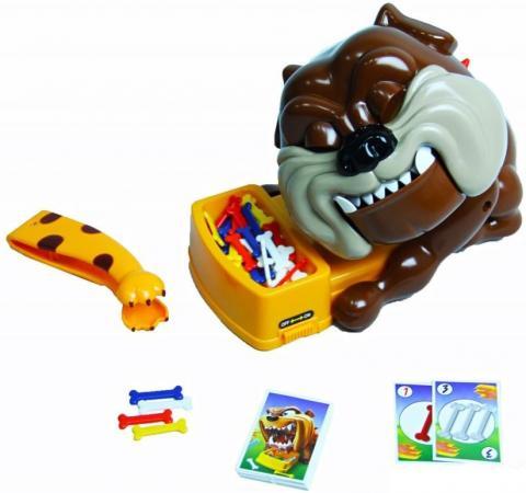 1toy ИГРОДРОМ игра Злая Собака 27х15х22 см игра 1toy сумочка furby волна т57556