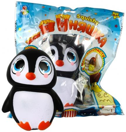 цены 1toy игрушка-антистресс мммняшка squishy (сквиши), пингвин w:60,6/13,5/10/3
