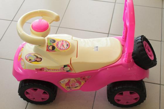 ОР198 Каталка машинка Ориоша с клаксоном розовый каталка машинка rt джипик police с клаксоном красная ор105