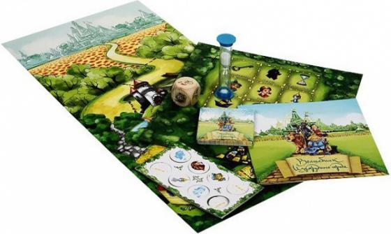 Настольная игра развивающая Magellan Волшебник Изумрудного города MAG00774 magellan настольная игра улей