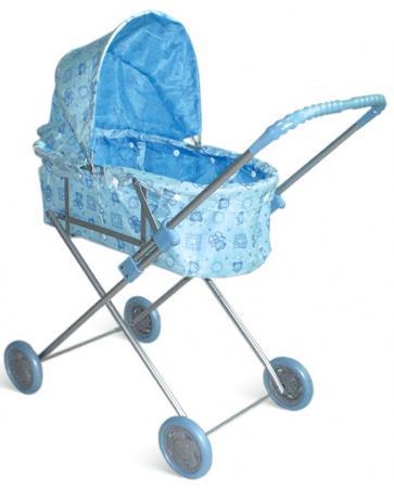 Коляска для кукол 1Toy Т52262 коляска для кукол 1toy т52257