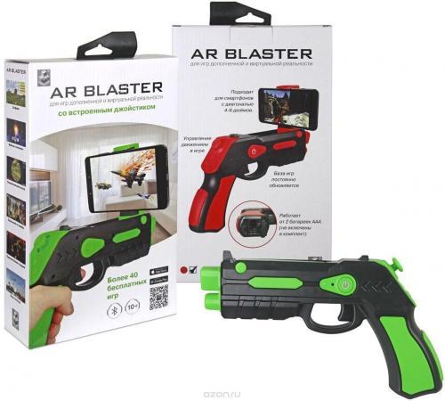 1toy Интерактивное оружие AR Blaster, соединение Bluetooth, работает от батареек ААА (не в комплекте