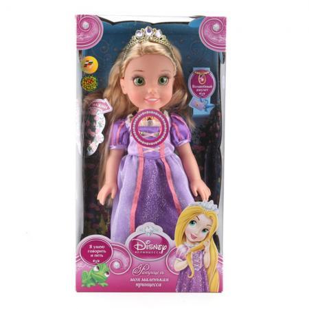 Кукла Карапуз Disney Princess Рапунцель 37 см. RAP001 мягкие игрушки карапуз кукла мульти пульти disney принцесса рапунцель