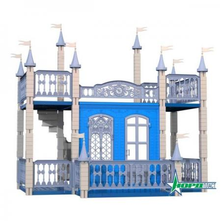 Набор для творчества замок снежная королева