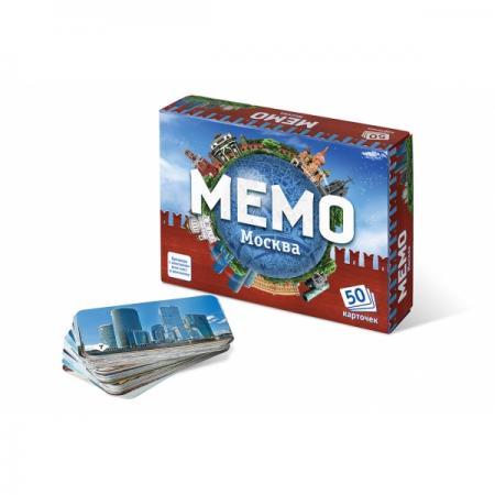 НПИ МОСКВА (50 КАРТОЧЕК) в кор.48шт нпи мемо флаги 50 карточек в кор 48шт