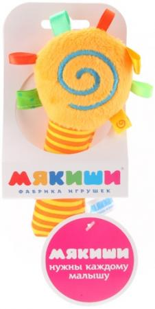 Погремушка МЯКИШИ ШуМякиши Маракас 279 музыкальные игрушки tolo toys маракас