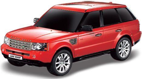 Автомобиль Rastar RANGEROVER SPORT 1:24 красный 30300-RASTAR автомобиль радиоуправляемый rastar bmw 6s черный