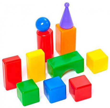 Купить Набор Строим вместе Стена 2 11 шт 5243, Игрушки