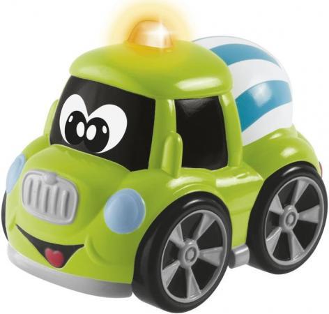 Машинка Chicco Строитель Sandy уайброу и щекоталочка вечерняя книжка игрушка