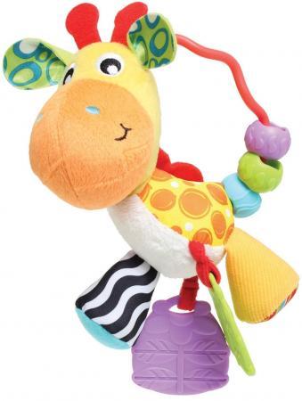 Купить Погремушка Playgro Жираф 0186161, Игрушки