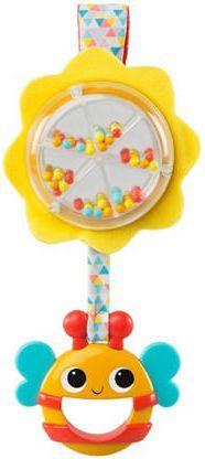 Развивающая игрушка-погремушка Bright Starts Пчёлка развивающие игрушки bright starts развивающая игрушка bright starts птички в облачке