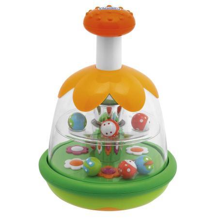 Игрушка Chicco Юла-Радуга chicco игрушка развивающая юла aquarium