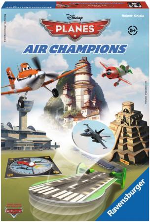 Настольная игра Ravensburger Самолёты: воздушные чемпионы 21096 настольная игра ravensburger джолли осьминог
