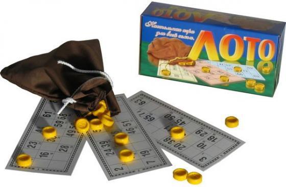 Настольная игра лото Астрон Лото 0010 настольная игра stellar лото азбука 00908