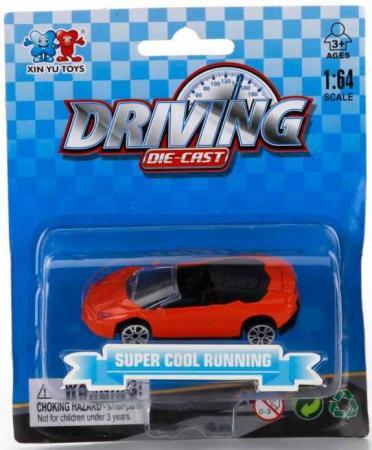 Автомобиль Shantou Gepai МАШИНА 1:64 цвет в ассортименте 1512I042