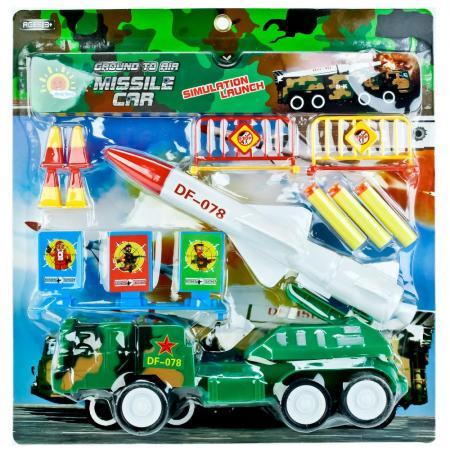 Купить Инерционная машинка Shantou Gepai МАШИНА зеленый T980-H11041, Игрушки