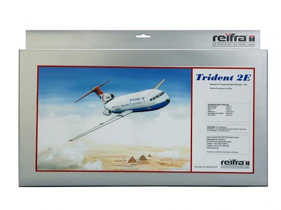 Самолет REIFRA TRIDENT 2E 39 см белый main hunter trident mh79
