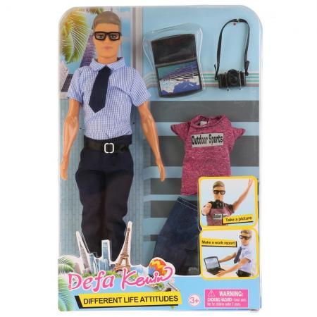 Купить Кукла -мальчик с аксесс., в ассорт. на блистере в кор.24шт, DEFA LUCY, Игрушки