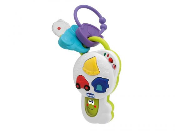 Развивающая игрушка Chicco Говорящий ключик chicco игрушка развивающая говорящий телефон рус англ