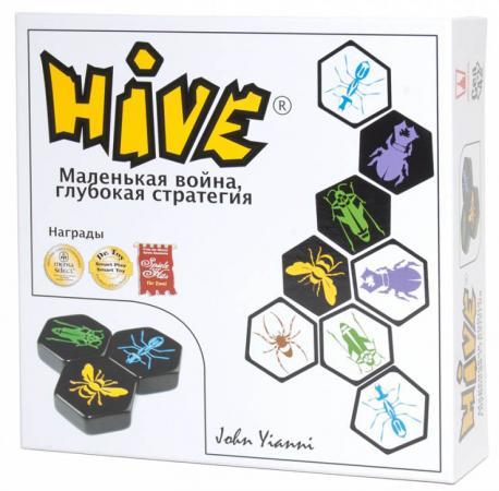 Настольная игра стратегическая Magellan Hive (Улей) 52239 magellan настольная игра ратуки