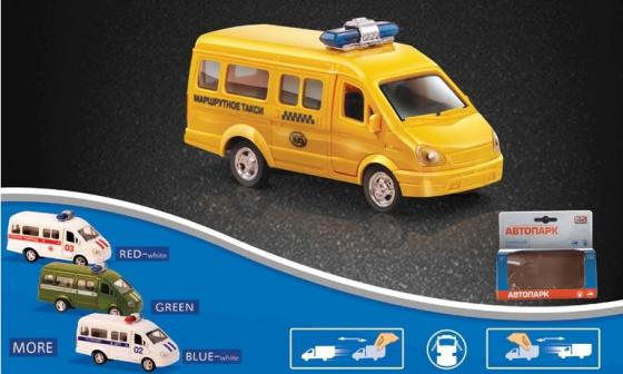 Микроавтобус Play Smart инерционный Р41114 микроавтобус play smart инерционный желтый р41114