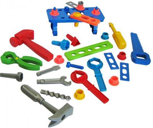 Набор инструментов Игрушкин 22125 набор солдатиков игрушкин дружина